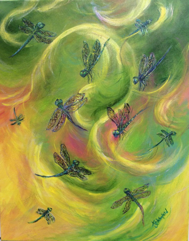 Dragonfly Spirit II