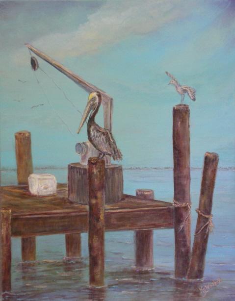 Pelican Wait