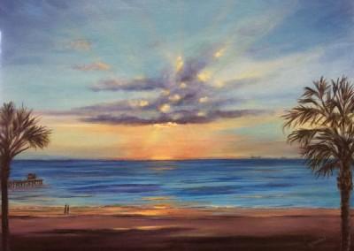 Fountain of Light--Cocoa Beach