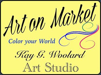 Kay G. Woolard, Artist